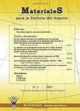 Materiales Para La Historia Del Deporte No 5