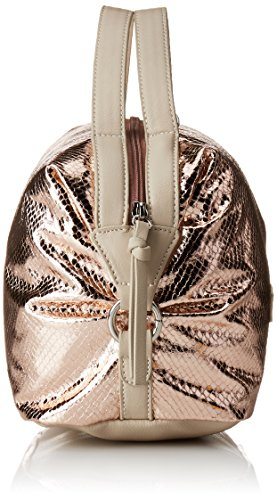 Tamaris - Matilda Handbag, Borsa con Maniglia Donna Oro (Gold (copper comb 918))