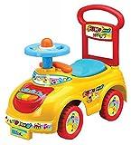 Rutschauto in 10 verschiedenen Modellen - Ein guter und preiswerter Aufsitzwagen Rutschwagen Lauflernwagen Kinderfahrzeug, Modell:Yellow Piano