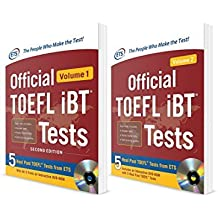 Official TOEFL iBT?? Tests Savings Bundle by Educational Testing Service (2016-02-02)