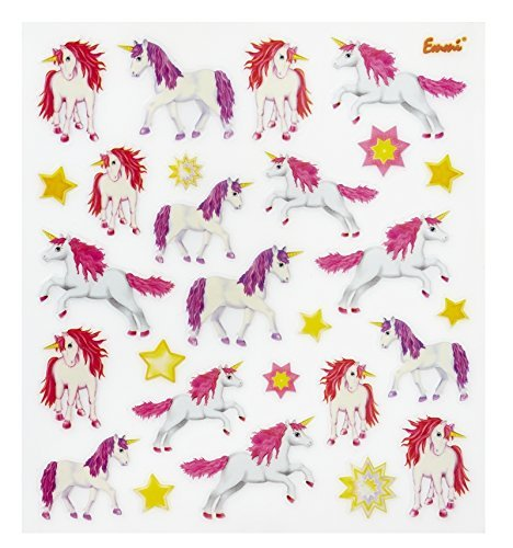 Hobby-design Sticker, unicorno