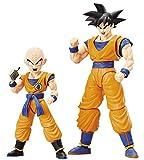 Bandai, Set 56635 56635, Figuren Rise Son Goku und Krillin, 19763