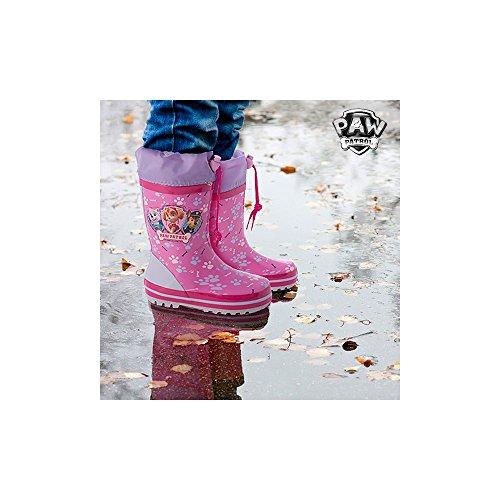 Stivali da pioggia rosa paw patrol (1000035955)