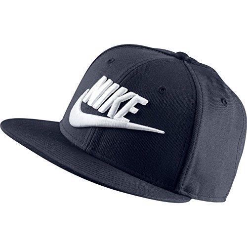Nike Herren Kappe Futura True, obsidian/white, One Size, 584169-451