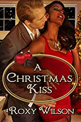 A Christmas Kiss: BWWM Interracial Romance (Holiday Happiness Book 1) (English Edition)