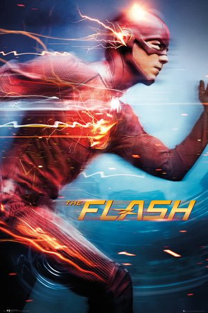 gb-eye-the-flash-run-maxi-poster-various-61-x-915-cm