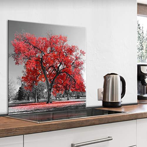 ❉ Küchenrückwand Rot - vergleichen hilft sparen »China ...