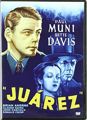 Juarez (1939) - WB Region 2 PAL Import, plays in English without subtitles