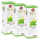 Teekanne Tealounge Kapseln - Moroccan Mint No. 681 Kräutertee Mischung (3 x 8 Kapseln)