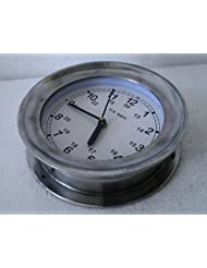 U.S. Navy Marine Wall Clock - LARGE - Marine / Nautical / Boat / Maritime (A)