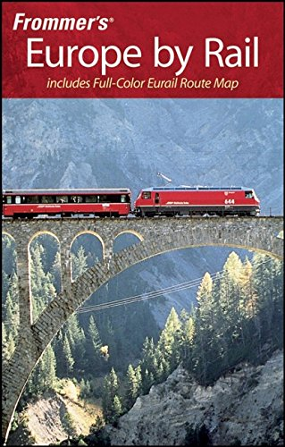 Frommer's Europe by Rail (Frommer′s Complete Guides)