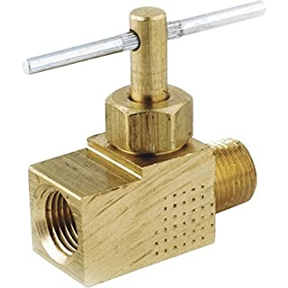 1/4 Needle Valve by Anderson Metals Corp Inc