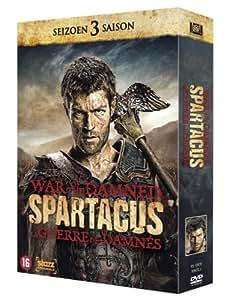 Spartacus : La Guerre des Damnés - L'intégrale de la Saison 3