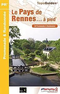 """Afficher """"Le pays de Rennes... à pied"""""""