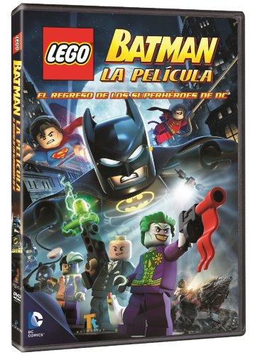 Lego Batman: La Película. El Regreso De Los Superhéroes De DC [DVD]