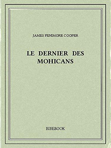 Couverture du livre Le Dernier des Mohicans