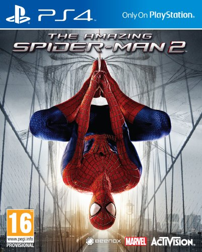 The Amazing Spider-Man 2 [Playstation 4] Eu Multilingua Italiano Incluso