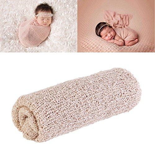 nuolux-neugeborenes-baby-fotografie-foto-prop-stretch-wrap-baby-lange-ripple-wrap-beige