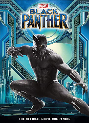 Black Panther: The Official Movie Companion (Black Adult Movies)