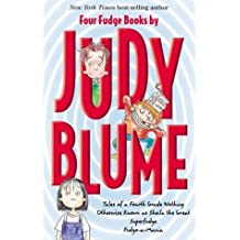 Four Fudge Books by Judy Blume (2003-09-05)
