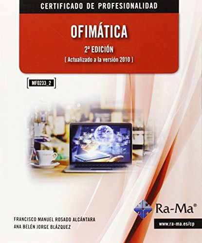 Ofimática. 2ª edición MF0233_2