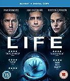 Life (Blu-ray) [2017] [Region Free]