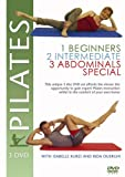 Pilates Collection 1/2/3 Box Set [DVD]