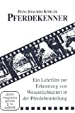 Pferdekenner - Hans Joachim Köhler [Alemania] [DVD]