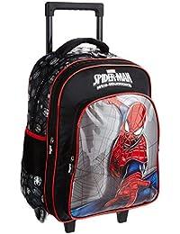 Simba 16 Inches Black Children's Backpack (BTS-2073)