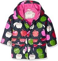 Hatley Baby-Mädchen Regenmantel Infant Raincoat-Nordic Apples