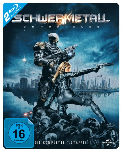 Chronicles - Staffel 1 [Blu-ray]