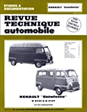 Image de Revue technique automobile N°302 Renault Estafette R 2132 à R 2137