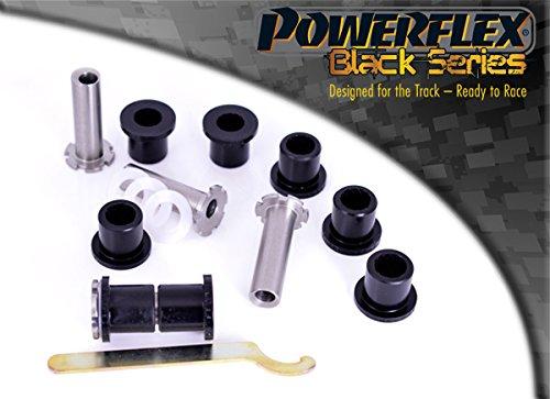 Pfr5-306 Gblk PowerFlex Bras longitudinal arrière buissons réglable Noir (4 en boîte)