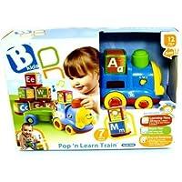 Bkids Pop N Learn Train by Blue Box