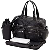OiOi Changing Bag Carry All (Lizard Black)