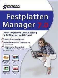 Paragon Festplatten Manager 7.0
