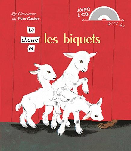 La chèvre et les biquets (1CD audio) par Gerda Muller