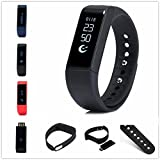 Best Cheap Fitness Trackers - Fitness Trackers Pedometer Activity Tracker ES Traders With Review