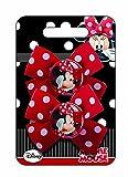 Coriex D96442 2 Zopfspangen Im Angesagten Disney Minnie Design Genau Das Richtige Accessoire für Deinen Style