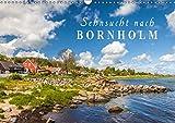 Sehnsucht nach Bornholm (Wandkalender 2019 DIN A3 quer): Entdecken Sie die wunderschöne dänische Ostsee-Insel. (Monatskalender, 14 Seiten ) (CALVENDO Natur)