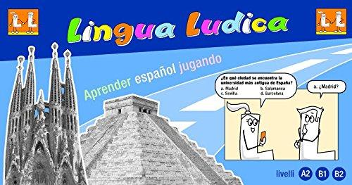 Lingua Ludica. Aprender español jugando: Spieldauer ca. 30-45 Minuten