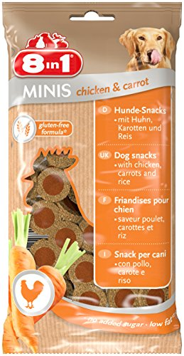 8in1 Minis Selection Hundesnack in 4 verschiedenen Sorten 8 x 100 g - 3