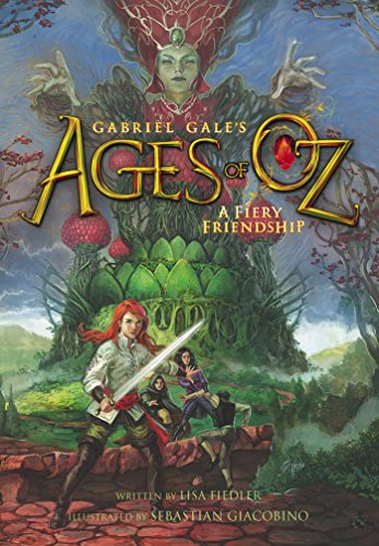 a-fiery-friendship-ages-of-oz-english-edition