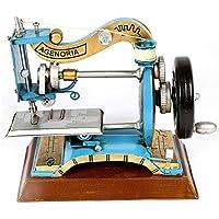 Hehh Tuoba Fish Artes nostálgicos del Modelo del Hierro labrado, máquina de Coser de la