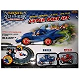 Sonic The Hedgehog All Star Racing Transformed Sonic/ Shadow Track Set by NKOK