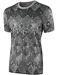 Zumba Fitness Herren T-Shirt Tri-me Graphic