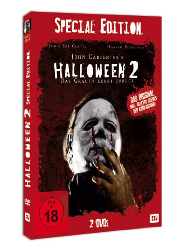 Halloween 2 - Special Edition [2 DVDs] (1981 Film Halloween)
