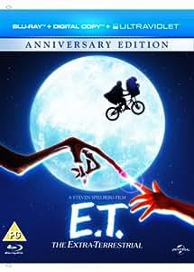 E.T. The Extra Terrestrial (Blu-ray + Digital Copy + UV Copy) [1982]