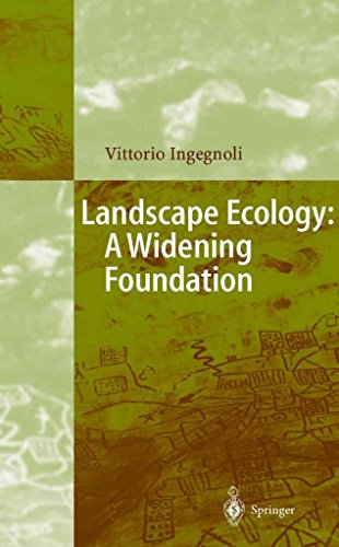 [(Landscape Ecology: a Widening Foundation)] [By (author) Vittorio Ingegnoli ] published on (September, 2011)