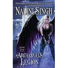 Archangel's Legion (A Guild Hunter Novel, Band 6)